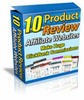 10 Product Review Affiliate Websites with MRR