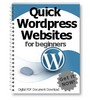 Quick Wordpress Websites for Beginners PLR