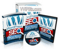Thumbnail WP SEO Mastery video tutorials with MRR