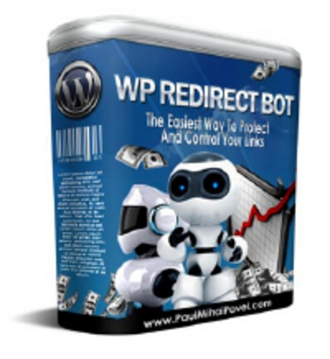 Product picture WP Redirect Bot with MRR
