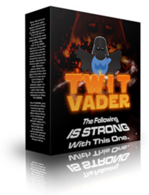 Product picture Twitvader with MRR