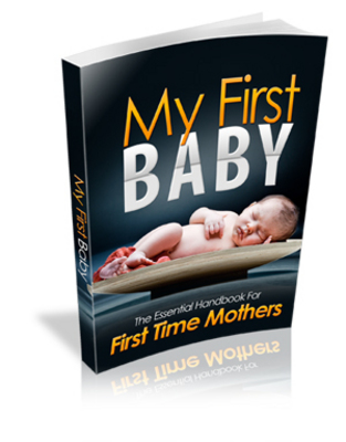 Product picture My First Baby with PLR ebook