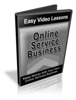 Product picture Open your own online services business with PLR