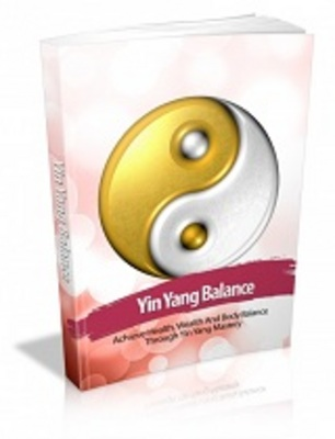 Product picture Yin Yang Balance ebook with MRR