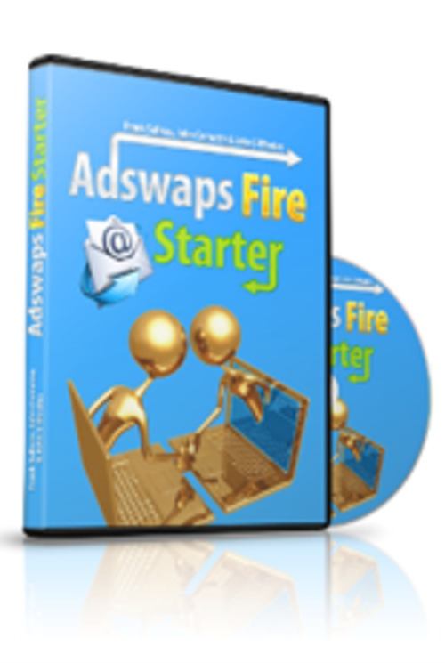 Product picture AdSwap Free Starter video tutorial with MRR & Giveaway