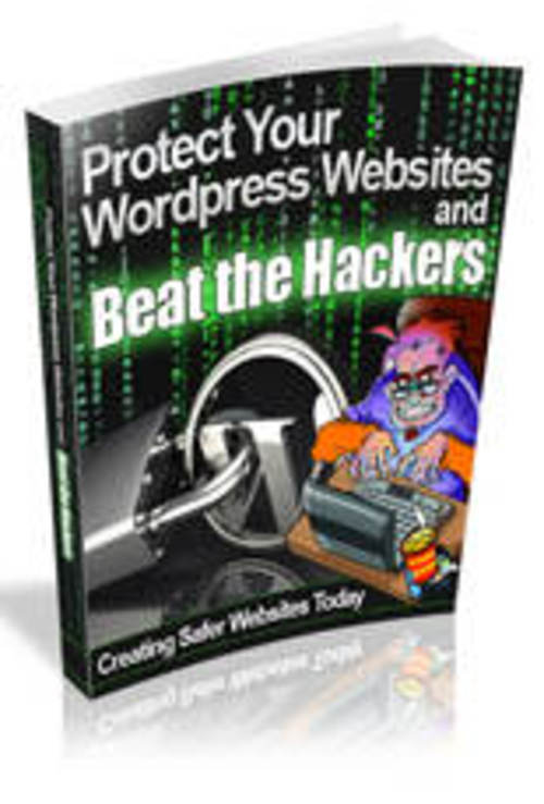 Product picture Protect Your Websites and Beat the Hackers with MRR