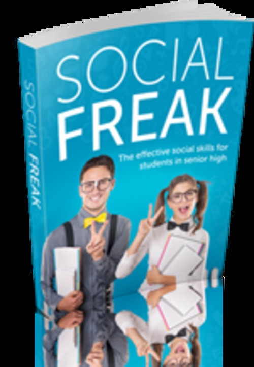Product picture Social Freak with MRR