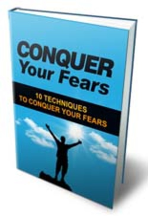 Product picture Conquer Your Fears with MRR